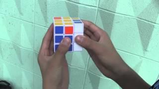 3x3 rubik s cube advanced tutorial two look oll