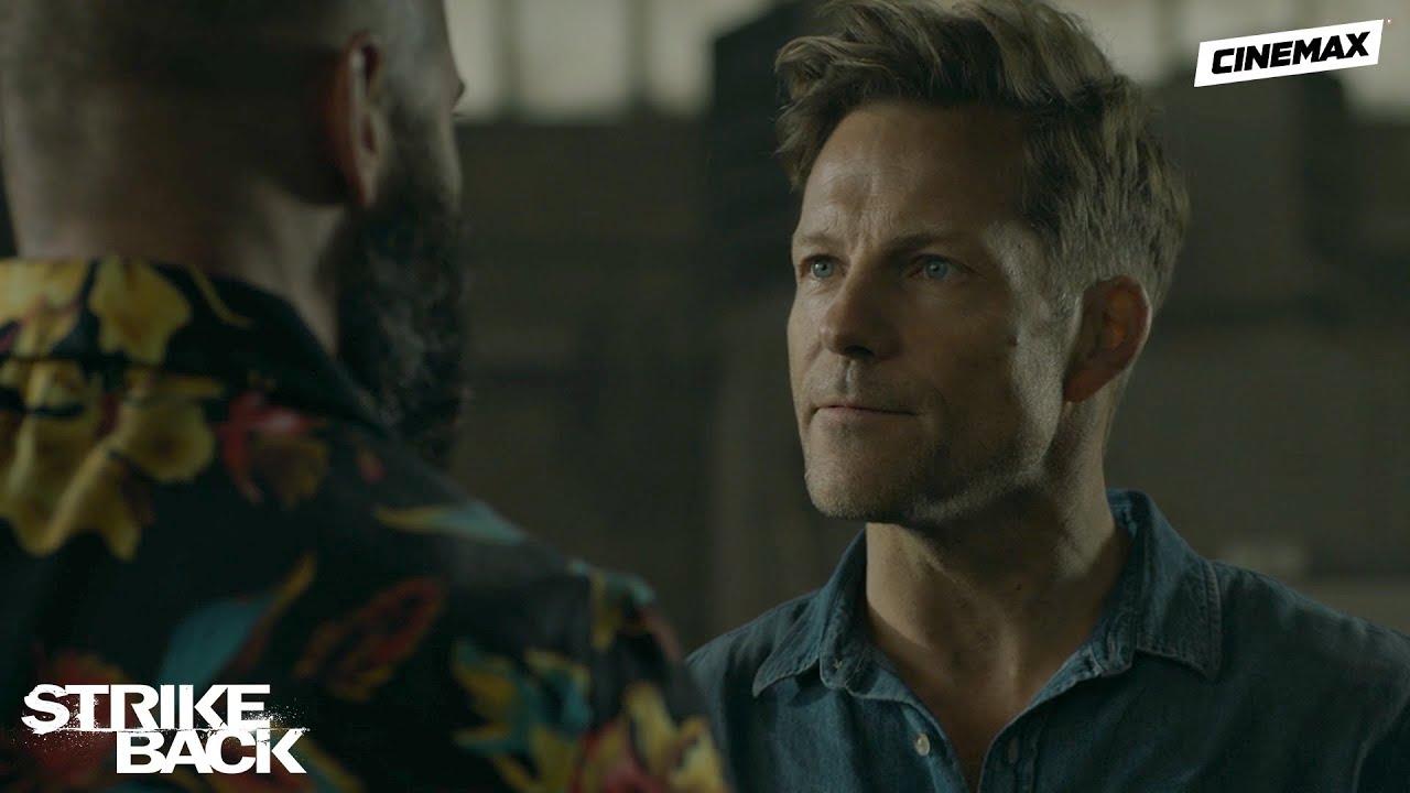 Download Strike Back | Official Clip - Season 7 Episode 9 | Cinemax