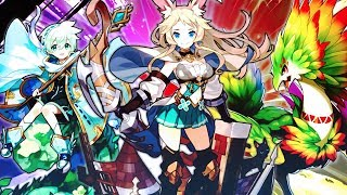 Dragalia Lost - Top 4 Star Wind Units To Build & Use! | Guide , Win...
