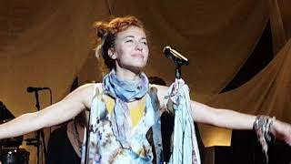 Download Turn Your Eyes Upon Jesus and Something Beautiful - Lauren Daigle, The Mann Center 6/21/19 Mp3 and Videos