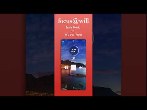 Focus@Will App Preview