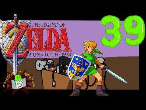 The Legend Of Zelda: A link To The Past ~ Part 39: California Is the 31st ~ 3MAALP