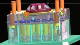 Automated Mold Design with Mold Wizard (Siemens PLM)