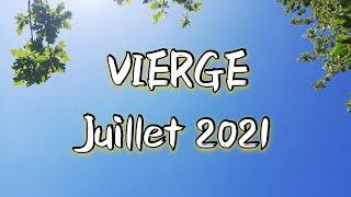 ♍ VIERGE ♍ JUILLET 2021 ✨Une situation semble s'apaiser✨