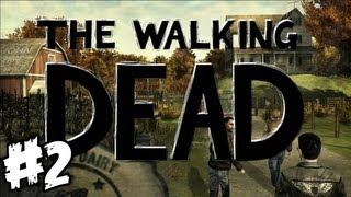 The Walking Dead (Episode 2) w/Nate Pt.2 - Larry