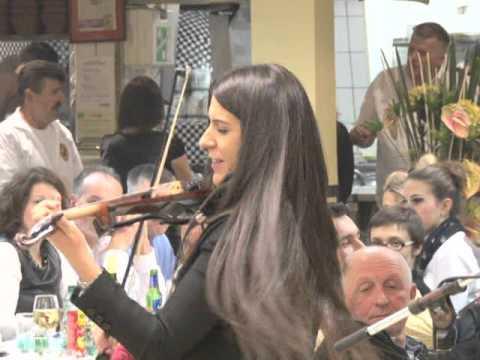 Tanja Paucanovic - Virtouz na violini - I deo - (LIVE) - (Melodija Records u Becu 2015)