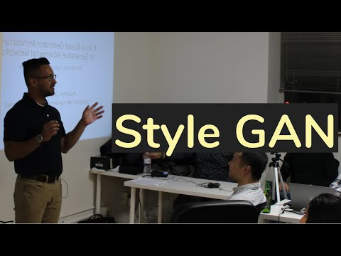[StyleGAN] A Style-Based Generator Architecture For GANs, Part 1 (algorithm Review)   TDLS