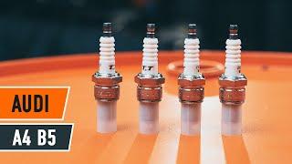 Как да сменим Запалителна свещ наAUDI A4 B5 [ИНСТРУКЦИЯ]
