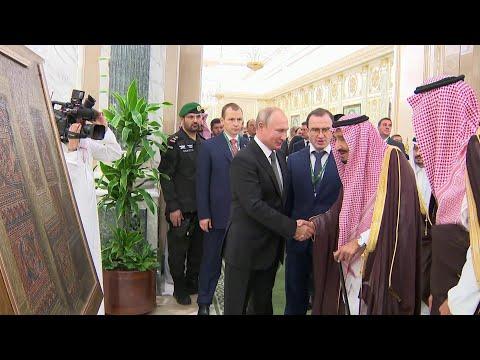 Итоги переговоров Владимира Путина в Саудовской Аравии, которую он посетил после перерыва в 12 лет.