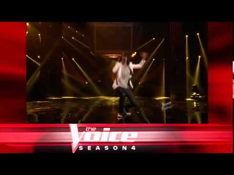 "Michelle Chamuel: ""Just Give Me A Reason"" - The Voice S04 Live Top 10 Performance"