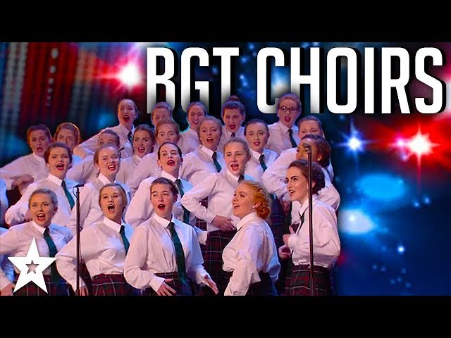 BEST British Choirs on Britains Got Talent | Got Talent Global
