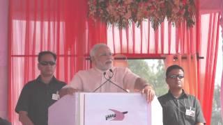 PM Narendra Modi Public Meeting And Inaguration Function Of NHAI at Kaithal