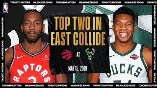 Top Two In East Collide In ECF   #NBATogetherLive Classic Game