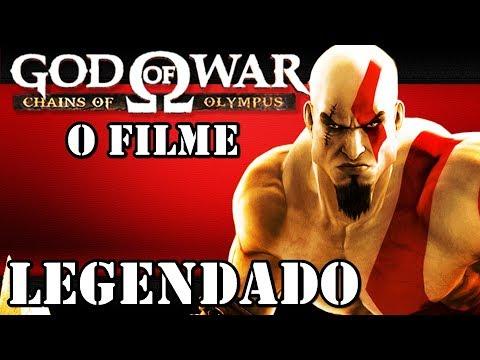 GOD OF WAR: CHAINS OF OLYMPUS - FILME COMPLETO - LEGENDADO [HD]