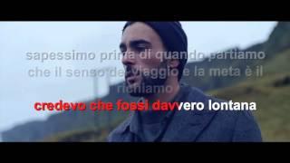 Marco Mengoni - Ti ho voluto bene veramente - Karaoke con testo