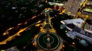 Hermann Park - Houston shot using DJI Phantom 3 Advanced