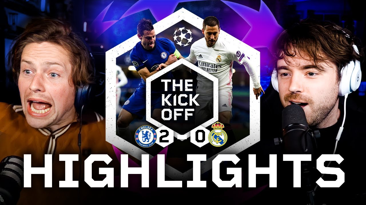 Rory's DELIGHT! Chelsea Make Champions League Final