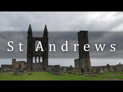 Magiczne Miejsca - St Andrews