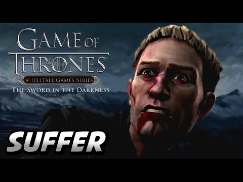 GAME OF THRONES · MAKE BRITT SUFFER (Episode 3: The Sword In The Darkness)