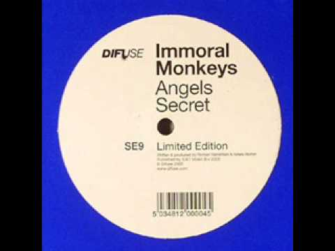 Immoral Monkeys - Angels Secret