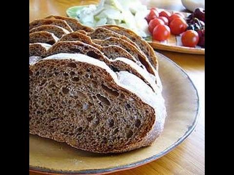 Easy Russian Black Bread Recipe