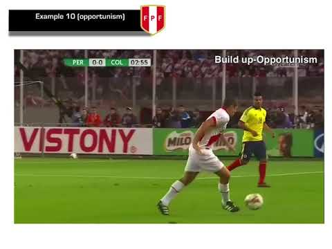 Peru Analyses before New Zealand qualifying game