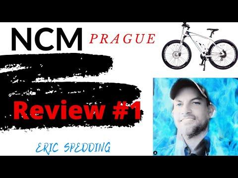 NCM Prague Electric Mountain Bike 468Wh 36V/13AH