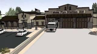 Mesa Fire Station 218