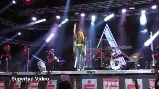 Linz - Kronefest 2015: Anastacia - Sweet Child 'O Mine