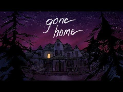 VIVIMOS EN LA MANSIÓN DE UN PSICÓPATA?!!!  Gone Home 02