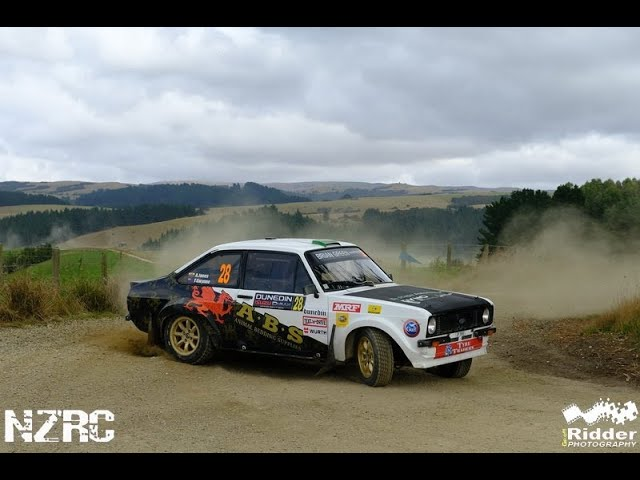 2019 NZRC | RD1 OTAGO RALLY - OVERALL 2WD HIGHLIGHTS