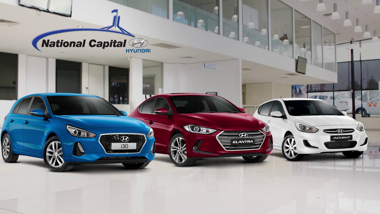 National Capital Hyundai - YouTube
