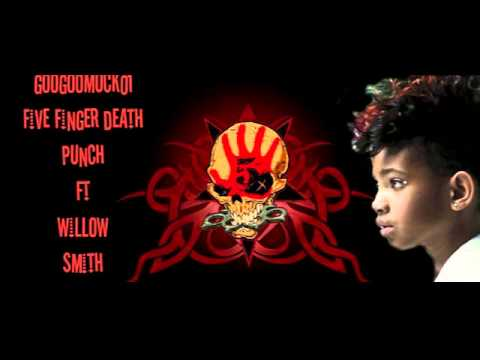 Googoomuck01-five finger death punch ft willow smith