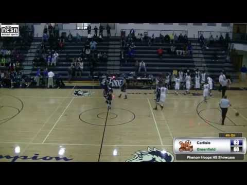 Phenom Showcase - Greenfield vs. The Carlisle School