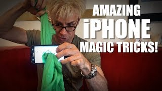 TOP 3 AMAZING iPHONE TRICKS!!!