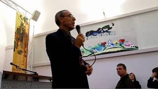 16/11/2012 - Studenti di ieri Vs studenti di oggi Preside Giuseppe De Puri e prof ssa Paoletti