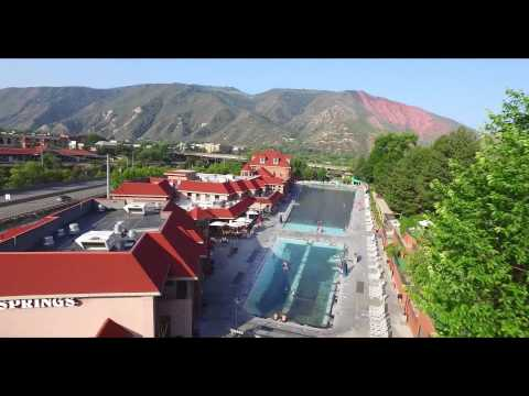 Glenwood Hot Springs - Feel the Wonder