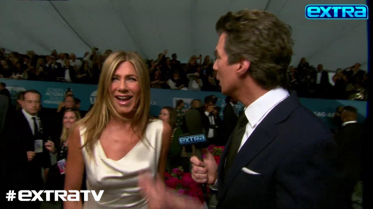 Jennifer Aniston Talks 'Friends' Special… Is It Happening?