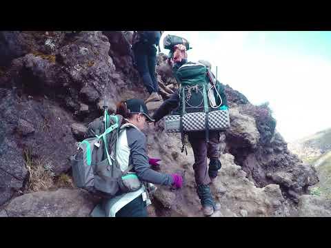 2017 Kilimanjaro DAY 4