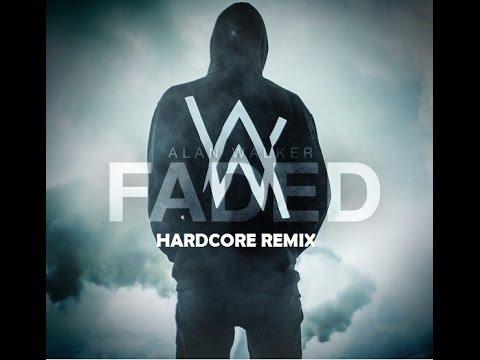 Alan Walker - Faded (Hardcore Remix)