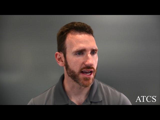 Nathan Umberger, ATCS Engineers Week 2020