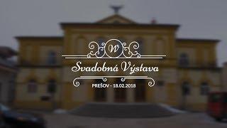 Svadobná Výstava Prešov 2018 (4K)