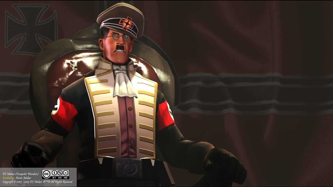 Its A Nazi Over There Tf2 Youtube