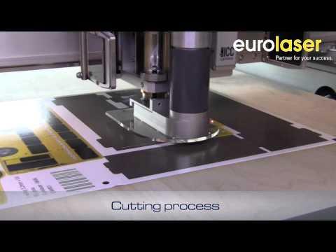 Barcode Import - eurolaser
