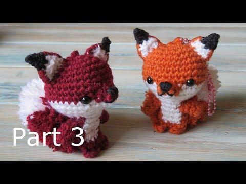 Dinah Crochet: Cat keychains | 360x480