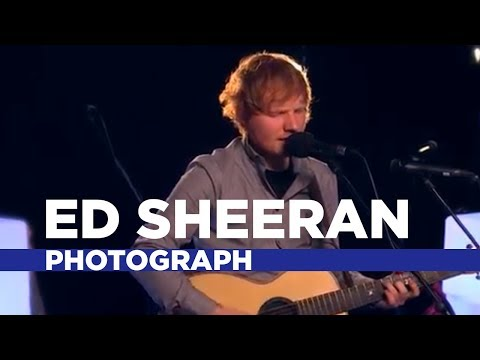 Thumbnail: Ed Sheeran - Photograph (Capital FM Session)
