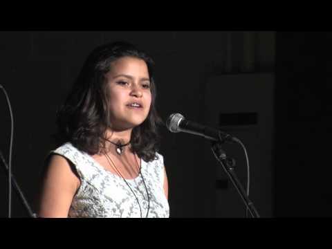 ASPEN WORDS Poetry Slam 2016 Rocio Contreras, Roaring Fork High School