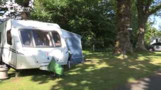 CC-E69 CAMPSITE - Edinburgh Caravan Club site