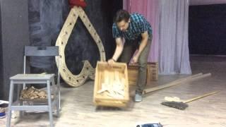 Как сделать деревянное сердце с лампочками своими руками - фотостудия ФАБРИКА г. Тула screenshot 4