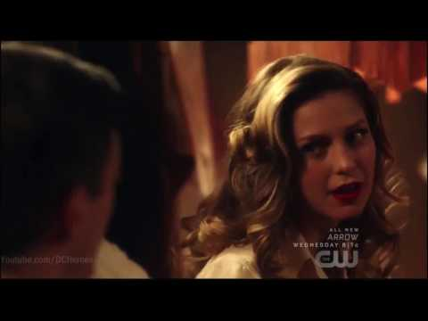 The Flash 3x17: Barry and Kara singing
